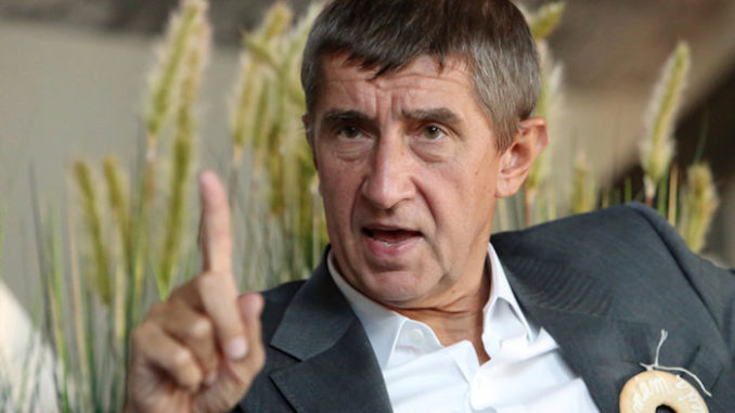 Czech prime minister Andrej Babiš has slammed the approach of Angela Merkel's Germany and the European Union to illegal immigration.