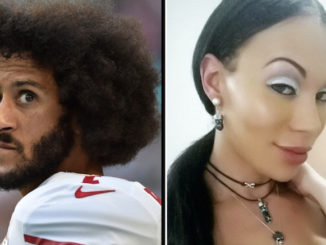 "Colin Kaepernick was once in a romantic relationship with transgender model and porn star Mia Isabella who says the affair was ended in order to ""protect his brand."""