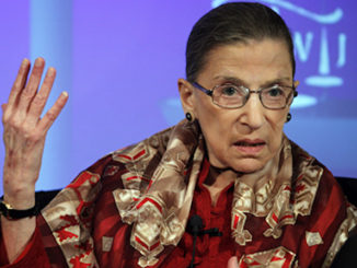 "Supreme Court Justice Ruth Bader Ginsburg has slammed Democrat attempts at obstructing the nomination of Brett Kavanaugh to the Supreme Court, stating that the dirty political tactics employed by Democrats at the Kavanaugh hearings are just plain ""wrong."""